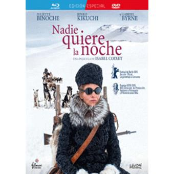 Nadie quiere la noche - Blu-Ray + DVD