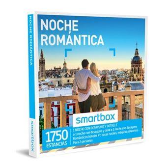 Caja Regalo Smartbox - Noche romántica