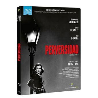 Perversidad - Blu-Ray