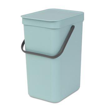 Cubo de basura Brabantia Sort & Go 12 L Mint