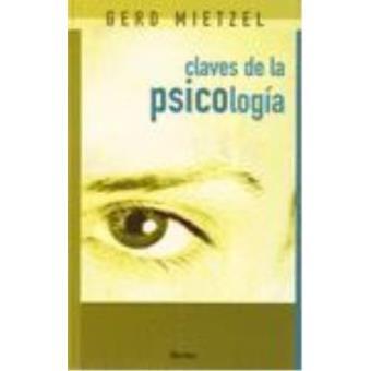 Claves de la psicología