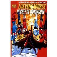 Los Vengadores 8: Noche de Wundagore