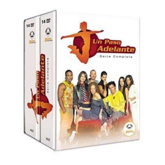 Pack Un Paso Adelante Serie Completa - DVD