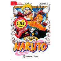 Naruto 1. Edición Limitada