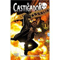 100% Marvel HC. El Castigador   7 Guerra en Bagalia