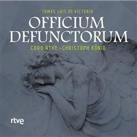 Tomás Luís De Victoria : Officium defunctorum - CD + DVD