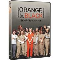 Orange is the new black - Temporadas 1-4 - DVD