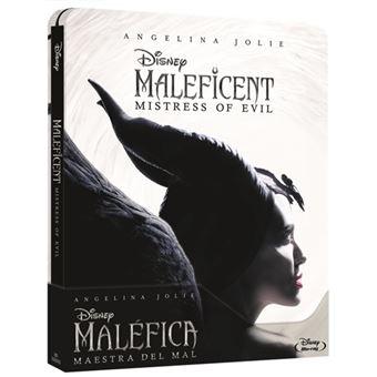 Maléfica: Maestra del mal - Steelbook Blu-Ray