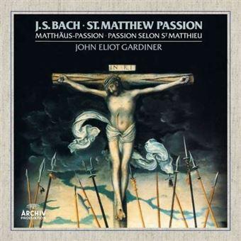 Bach: St. Matthew Passion, BWV 244 - 3 Vinilos