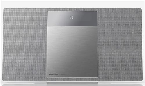Microcadena Bluetooth Panasonic SC-HC410 Plata