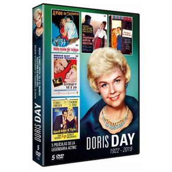 Pack Doris Day - 5 películas - DVD