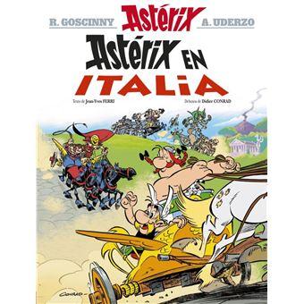 Astérix 37: Astérix en Italia