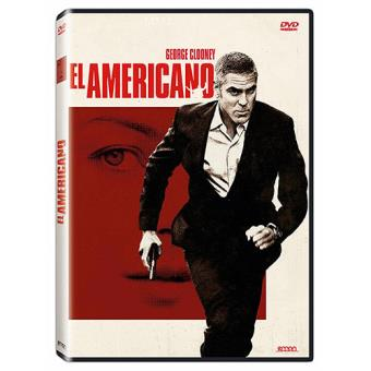 El americano - DVD