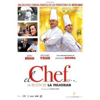 El chef, la receta de la felicidad - DVD