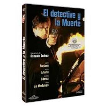 El detective y la muerte - DVD