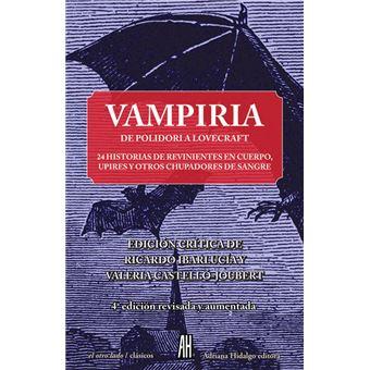 Vampiria. De Polidori a Lovecraft