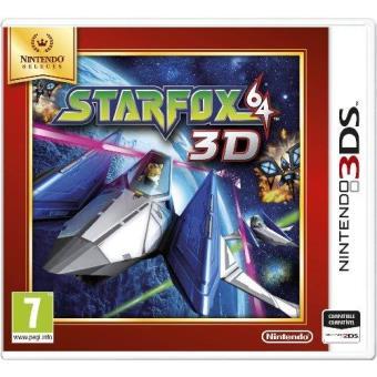 Starfox 64 Nintendo Selects Nintendo 3DS