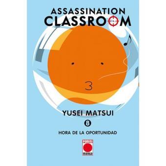 Assassination classroom 8