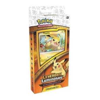Pokémon Mini colección Pikachu de Leyendas Luminosas
