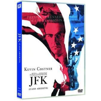JFK: Caso abierto - DVD