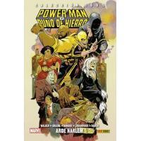 100% Marvel HC. Power Man y Puño de Hierro. Arde Harlem