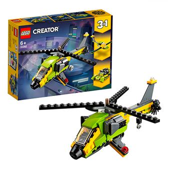 LEGO Creator 31092 Aventura en Helicóptero