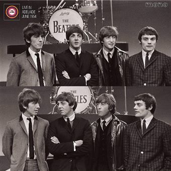 Live In Adeliade June 12Th 1964 - Vinilo