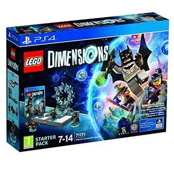 Lego Dimensions Pack De Inicio Ps4 Para Los Mejores Videojuegos Fnac