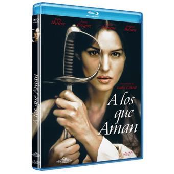 A los que aman - Blu-Ray