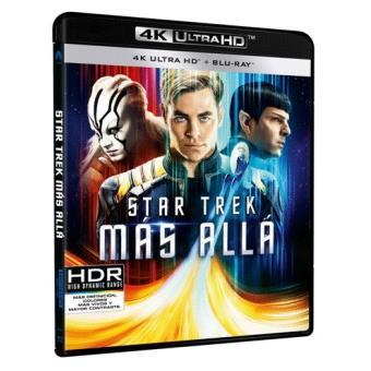 Star Trek: Más allá - UHD + Blu-Ray