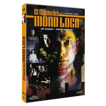 El sueño del mono loco - DVD