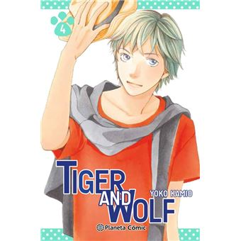 Tiger and Wolf 4