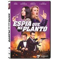 El espía que me plantó - DVD