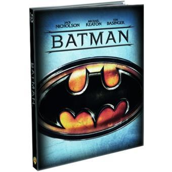 Batman (1989) - Blu-Ray  Digibook  Ed 25 aniversario