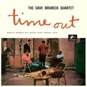 Time Out - Vinilo
