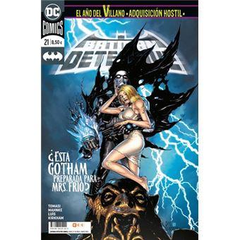 Batman: Detective Comics núm. 21