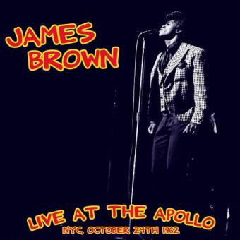 Live at the Apollo - Vinilo