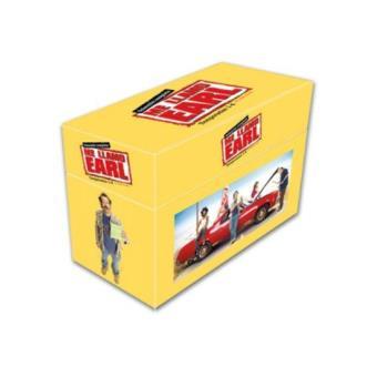 Pack Me llamo Earl (Serie completa) - DVD