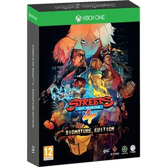 Streets of Rage 4 Signature Xbox One