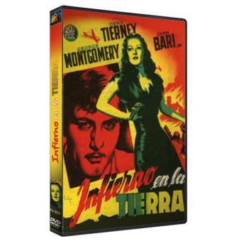 Infierno en la Tierra - DVD