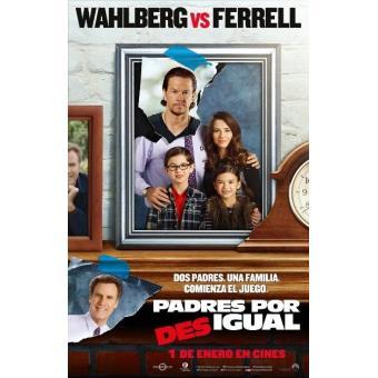 Padres por desigual - DVD