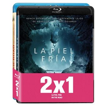 Pack La piel fría / On the Road - Blu-Ray