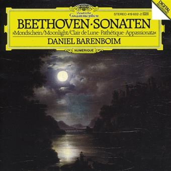 Sonata de piano 8,14 y 23