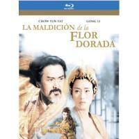 La maldición de la flor dorada - Blu-Ray