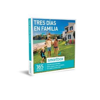 Caja Regalo Smartbox - Tres días en familia