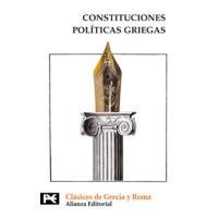 Constituciones políticas griegas