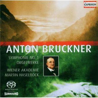 Symphonie no.1/orgelwerke