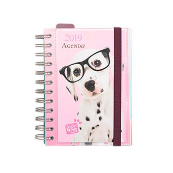 Agenda 2019 Studio Pets Dog D/P