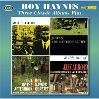 Three Classic Albums Plus-Roy Hayne