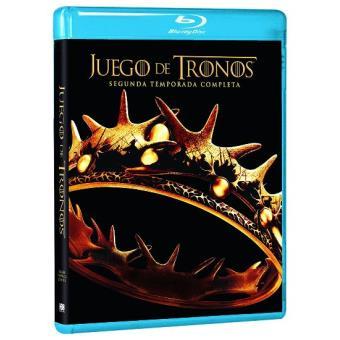 Juego de TronosJuego de tronos  Temporada 2 - Blu-Ray